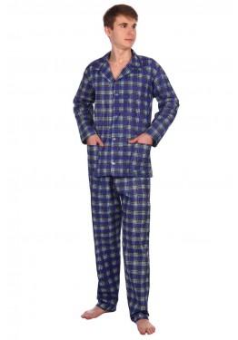 Пижама мужская бязевая ПБ-1