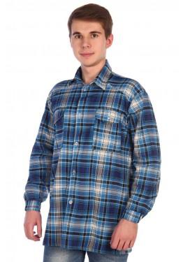 Рубашка мужская фланелевая РФ-2