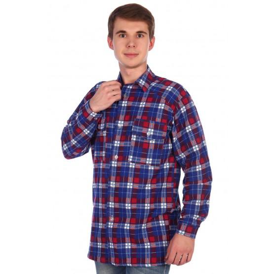 Рубашка мужская фуле РФ-4